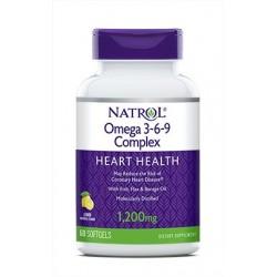Natrol Omega-3-6-9 Complex | 90 sgels