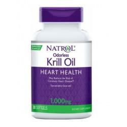 Natrol Omega-3 Krill Oil 1000mg | 30 sgels