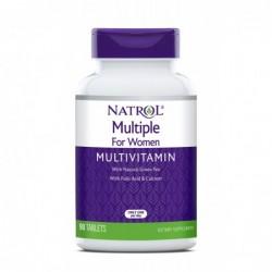 Natrol Multiple For Women Multivitamin | 90 tabs