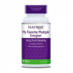 Natrol My Favorite Multiple Energizer | 60 tabs