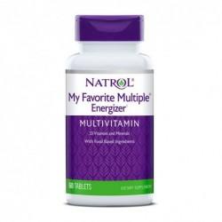 Natrol My Favorite Multiple Energizer | 60 tabs