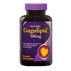 Natrol Gugulipid 500mg | 100 caps