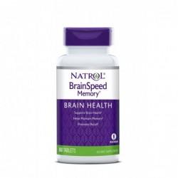 Natrol BrainSpeed Memory | 60 tabs