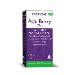 Natrol AcaiBerry Diet | 60 caps