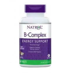 Natrol B Complex Fast Dissolve | 90 tabs