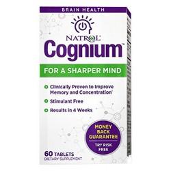 Natrol Cognium | 60 tabs