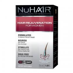 NuHair Hair Regrowth for Women | 60 tabs