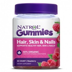 Natrol Hair, Skin & Nails Gummies | 90 gummies