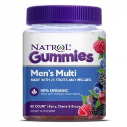 Natrol Men`s Multi Gummies | 90 gummies