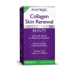 Natrol Collagen Skin Renewal | 120 tabs