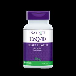 Natrol CoQ-10 50mg | 60 sgels