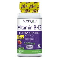 Natrol Vitamin B-12 Fast Dissolve | 100 tabs