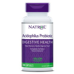 Natrol Acidophilus Probiotic 100mg