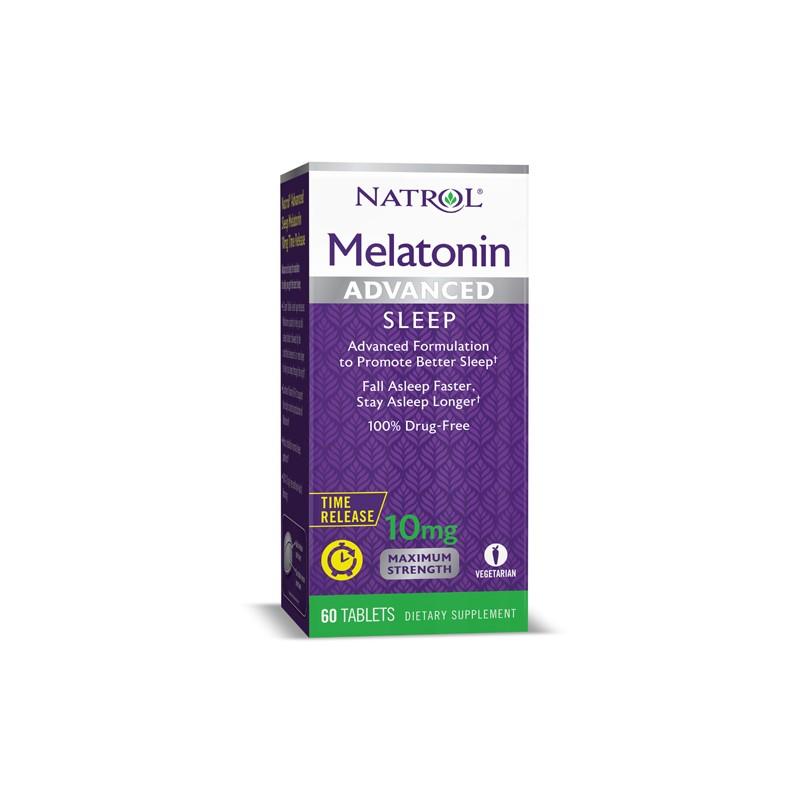 Natrol Advanced Sleep Melatonin 10mg