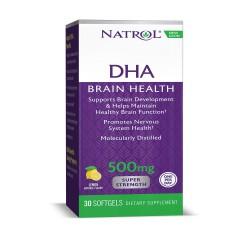 Natrol DHA 500mg Super Strength | 30 sgels