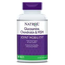 Natrol Glucosamine Chondroitin MSM | 90 tabs