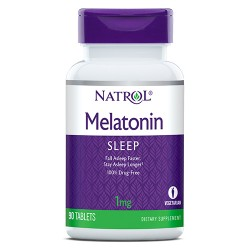 Natrol Melatonin 1mg | 180 tabs